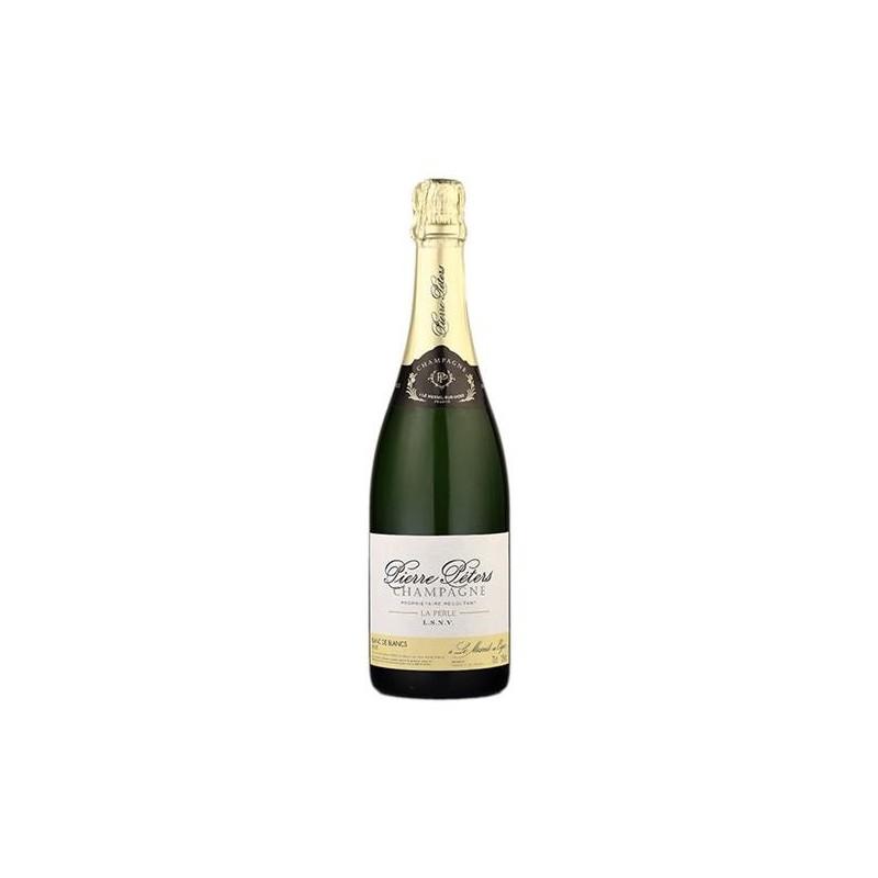 Pierre Peters | Champagne La Perle du Mesnil L.S.N.V. Grand Cru Blanc de Blancs Brut