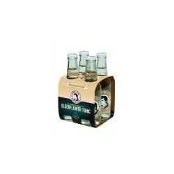 Elderflower tonic 4-pack 200ml