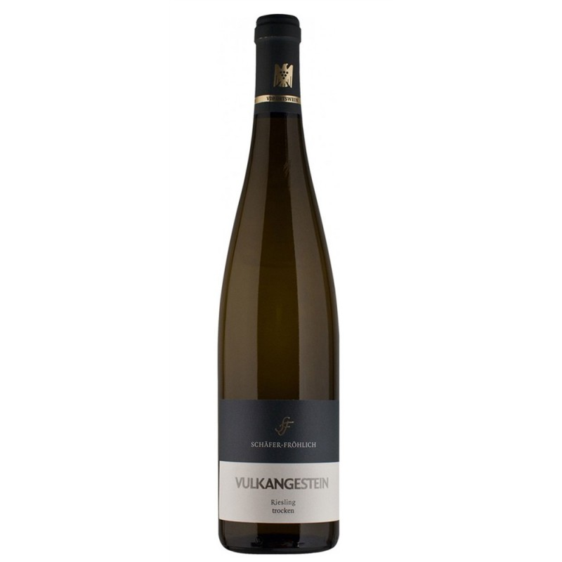 Weingut Schäfer-Fröhlich   Riesling Vulkangestein trocken 2019