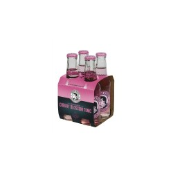 Cherry Blossom tonic 4-pack...