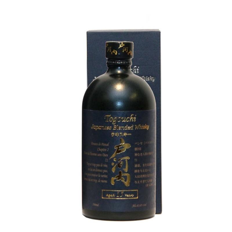 Togouchi | 15 YO Whisky v dárkové krabičce