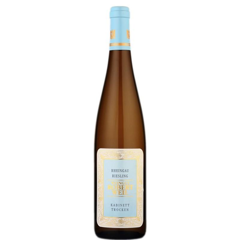 Weingut Robert Weil   Riesling Kabinett trocken 2019