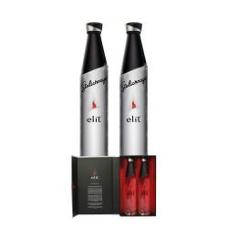 Elit Vodka 2x 0,5l v dárkové krabičce
