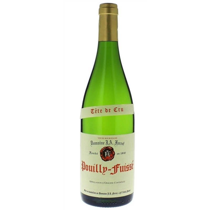 Domaine Ferret | Pouilly-Fuissé Cuvée Hors-Classe Tournant de Pouilly 2017