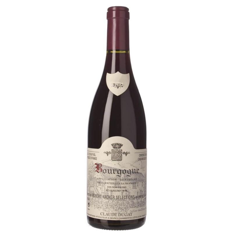Claude Dugat   Bourgogne rouge 2015