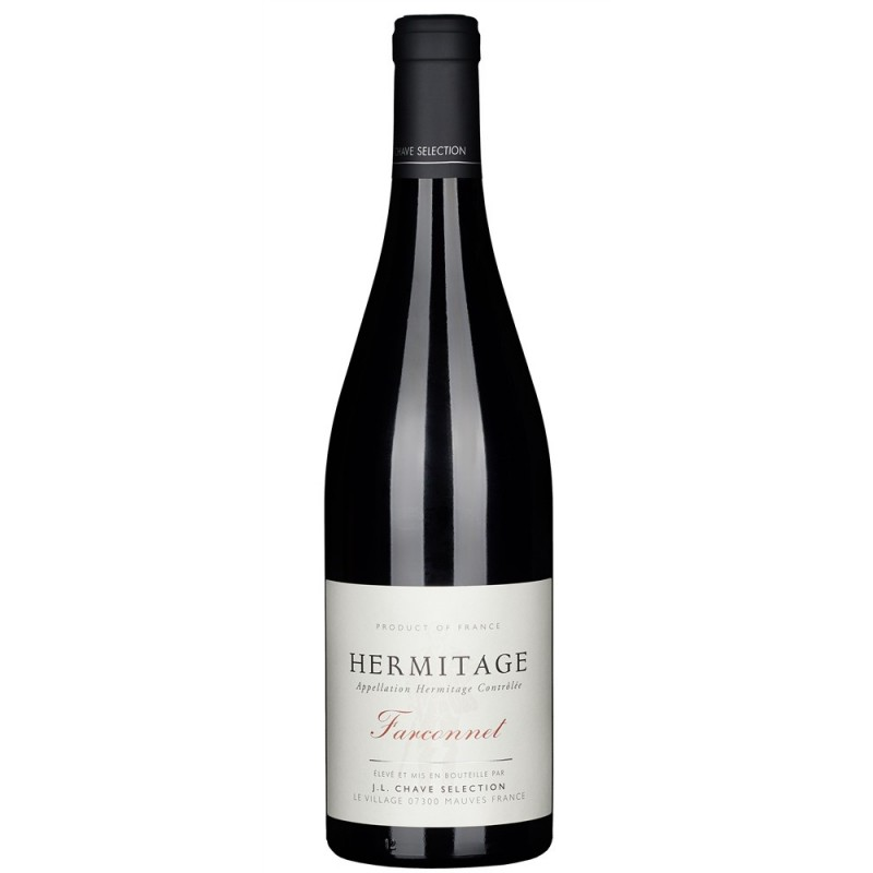 J. L. Chave Selection | Hermitage Rouge Farconnet 2014