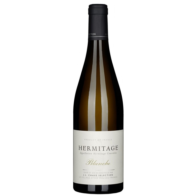 J. L. Chave Selection   Hermitage Blanc Blanche 2014