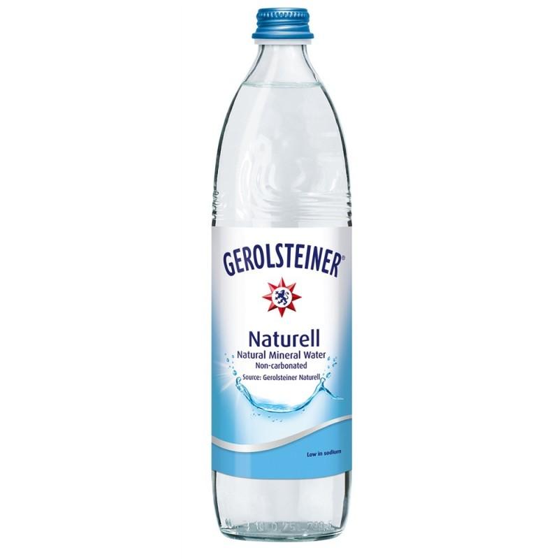 Gerolsteiner   Minerální voda neperlivá 0,75l