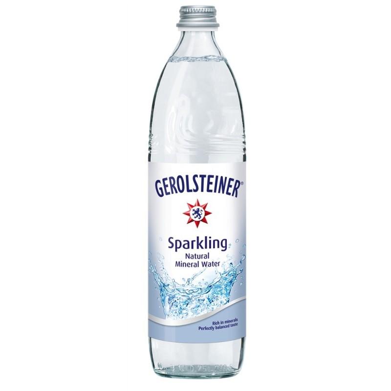 Gerolsteiner | Minerální voda perlivá 0,75l