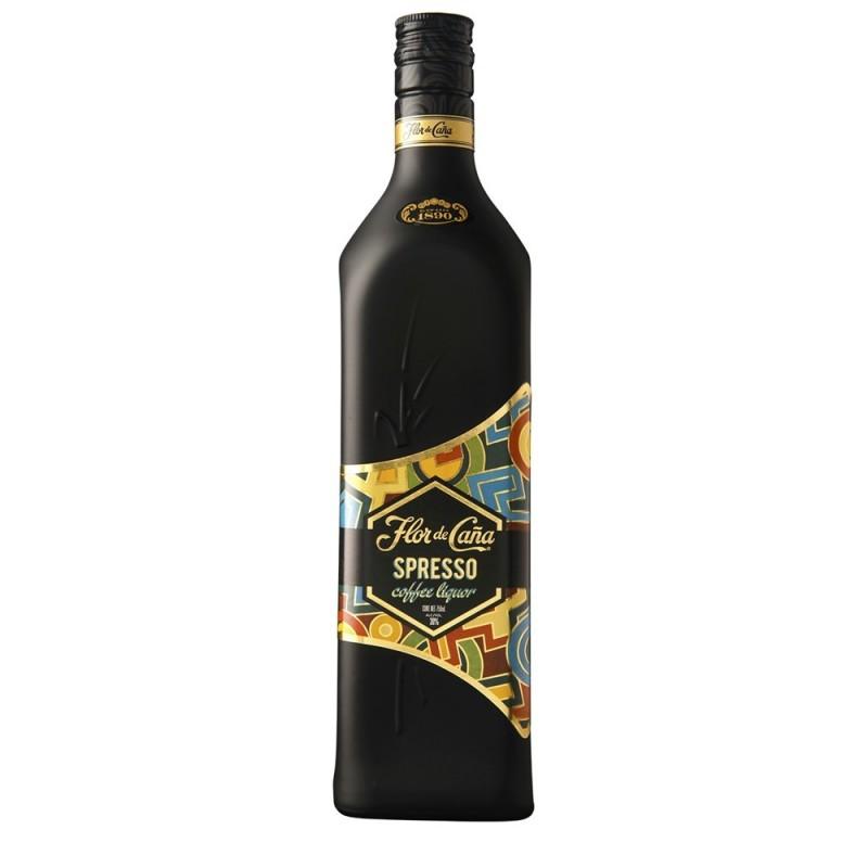 Flor de Caña | Spresso Coffee Liquor