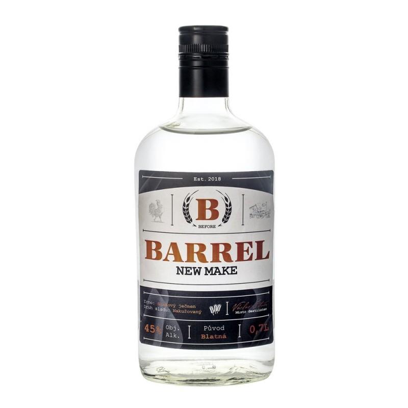 Zámecká palírna Blatná | B.Barrel 45%