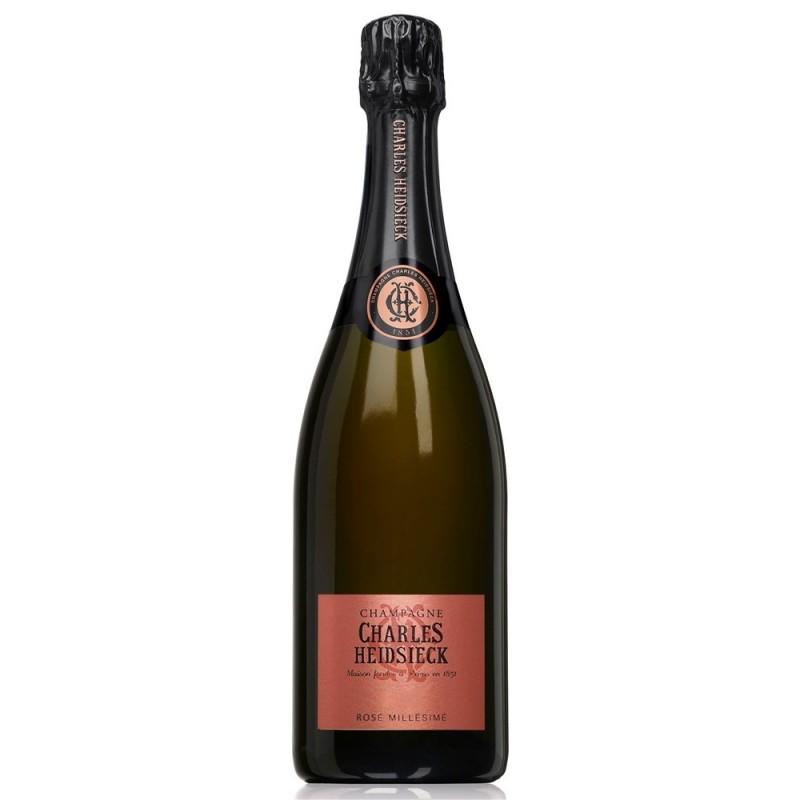 Charles Heidsieck   Champagne Brut Rosé Vintage 2005