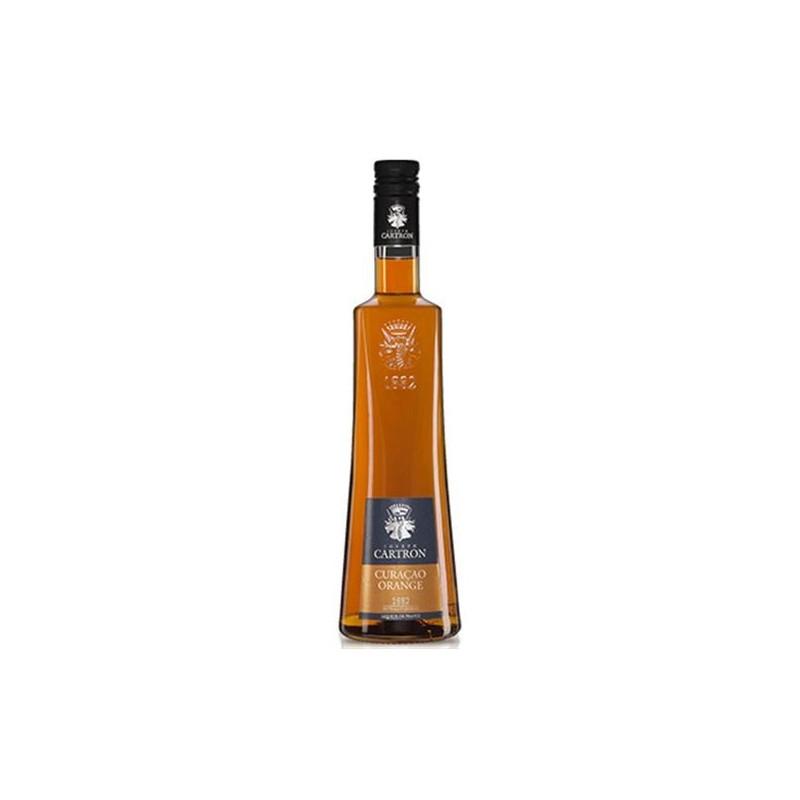 Joseph Cartron   Liqueur Curacao Orange