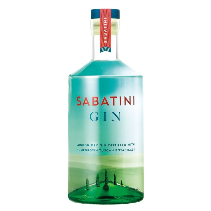 Sabatini gin | London Dry Gin 41%