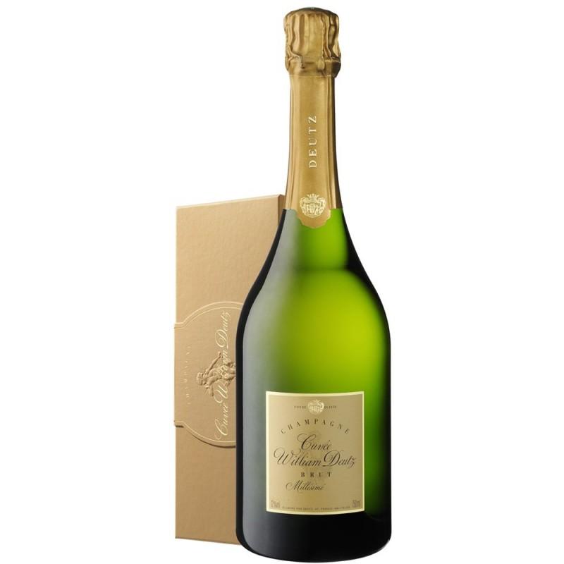 Deutz | Champagne Cuvée William Deutz 2009 v luxusní dárkové krabičce