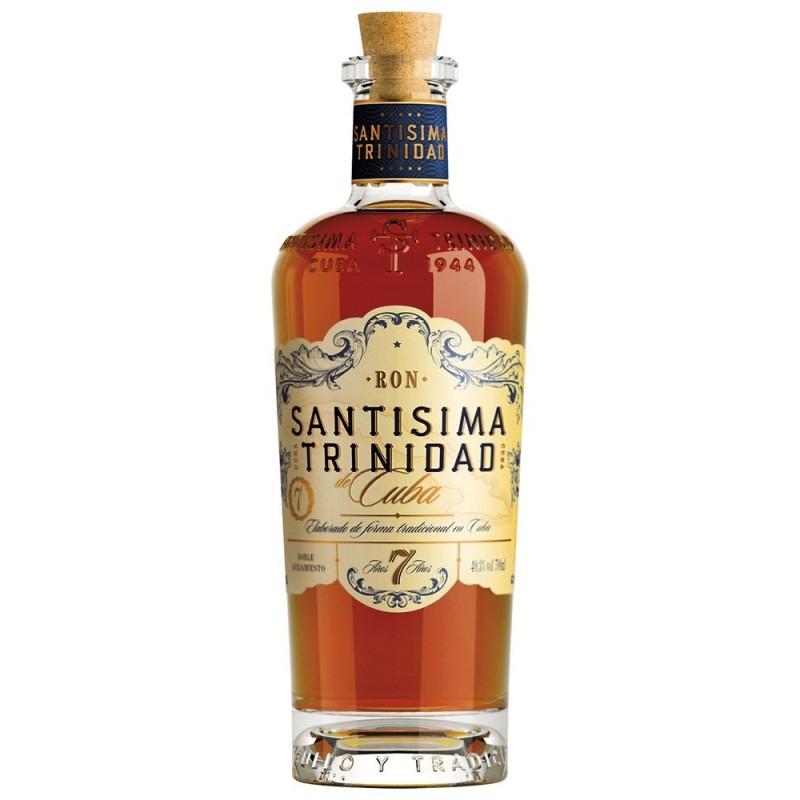 Ron Santisima Trinidad   Rum 7YO 40,3%