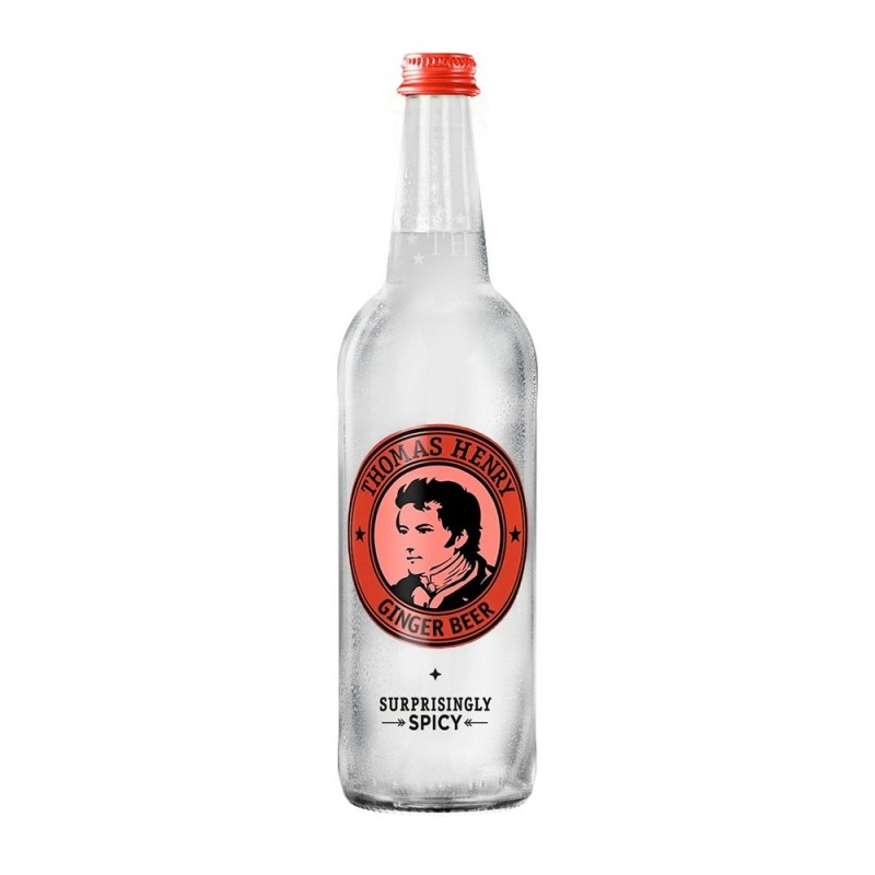 Thomas Henry | Ginger beer 0,75l