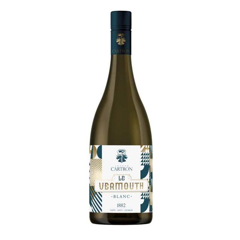 Joseph Cartron | Le Vermouth Blanc