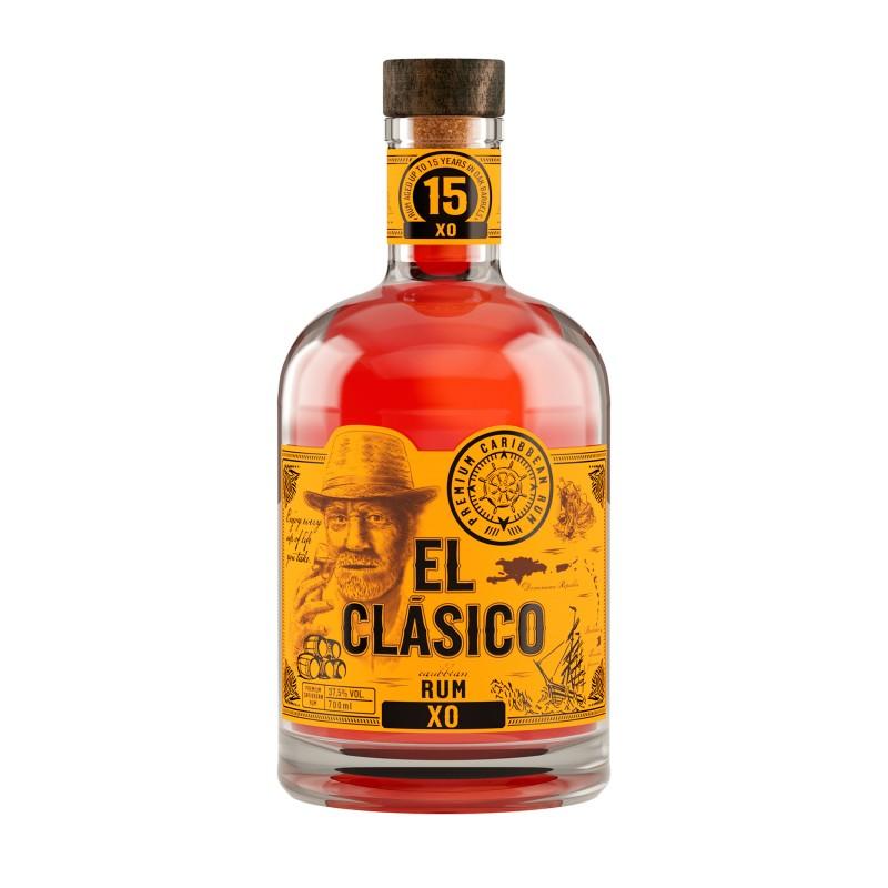 El Clásico   Rum XO 37,5%