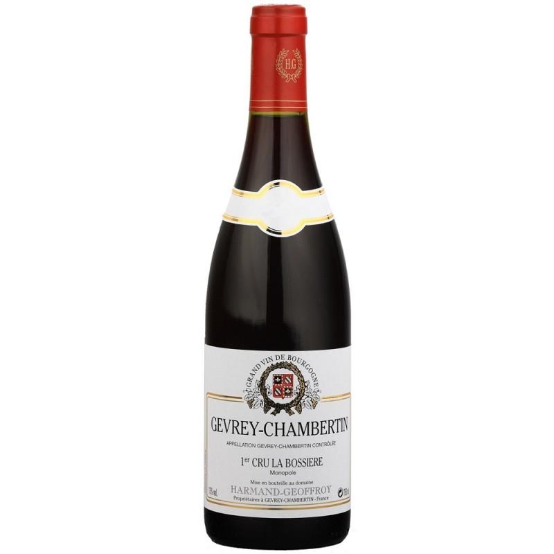 Harmand-Geoffroy | Gevrey-Chambertin 1er Cru La Bossiere Monopole 2016