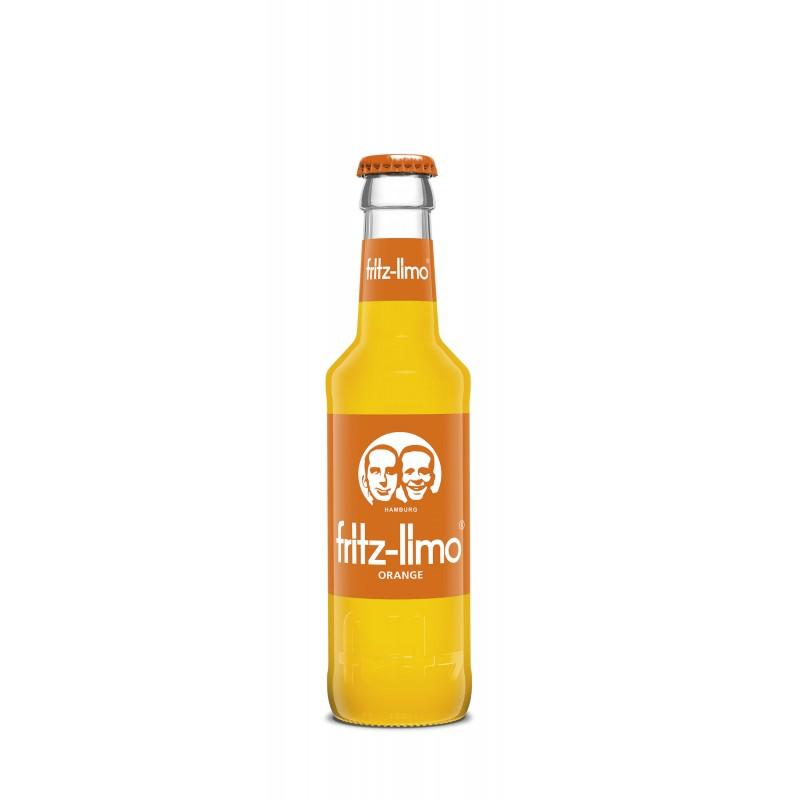 fritz-kola | pomerančová 200ml