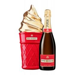 Champagne Cuvée Brut Ice Cream