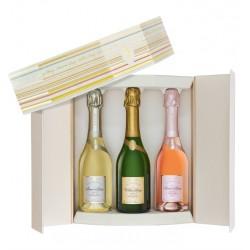 Champagne Tétes de Cuvée 2008 3 x...