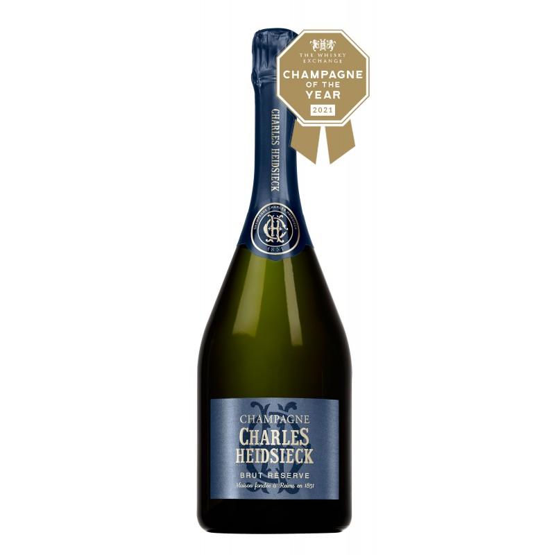 Charles Heidsieck | Champagne Brut Réserve