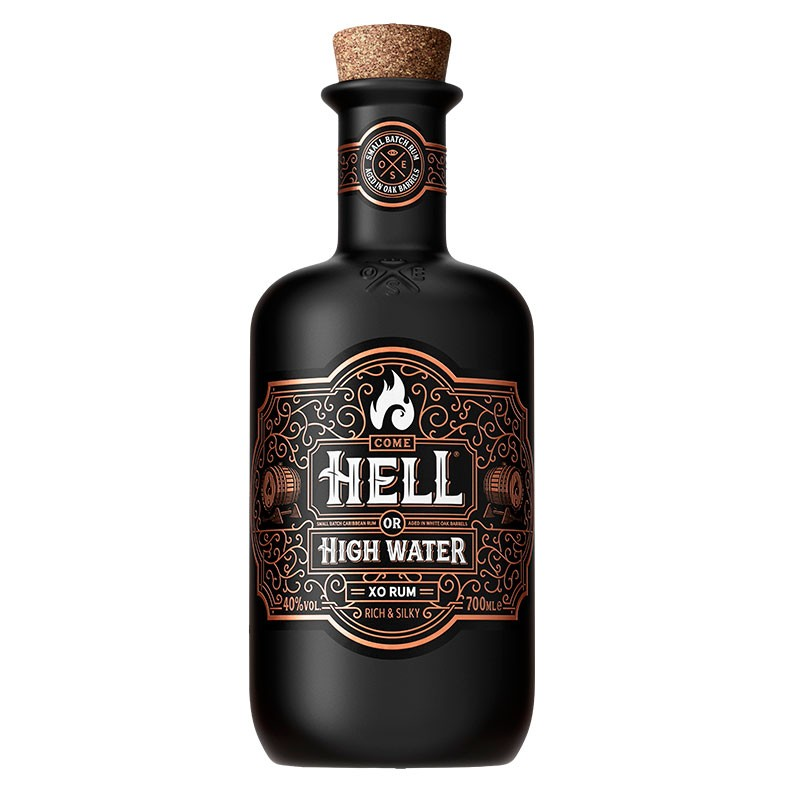 Hell or High Water | XO Rum 40%