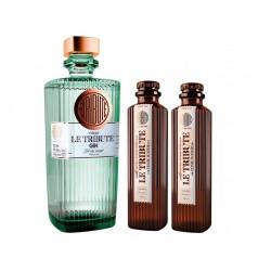 Le Tribute | Gin 43% 0,7 l + 2x Le Tribute Tonic
