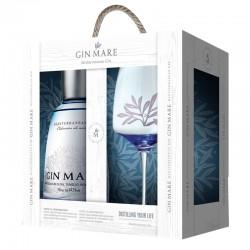 Gin Mare + sklenička v dárkovém boxu