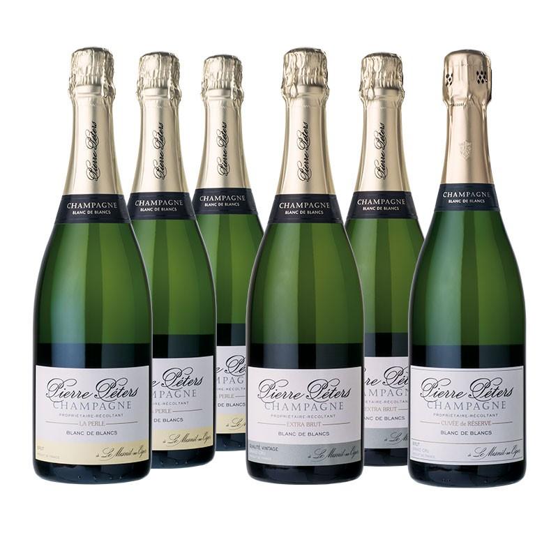 Degustační balíček | Champagne Pierre Peters