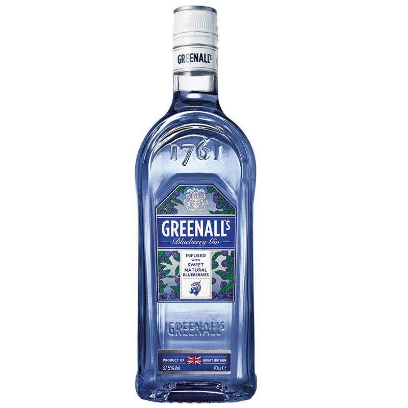 Greenals | Blueberry Gin 37,5%