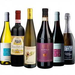 Degustační balíček | Italská vína