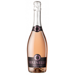 Serenello | Prosecco DOC rosé extra dry