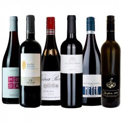 Degustační balíček | Lehká červená vína