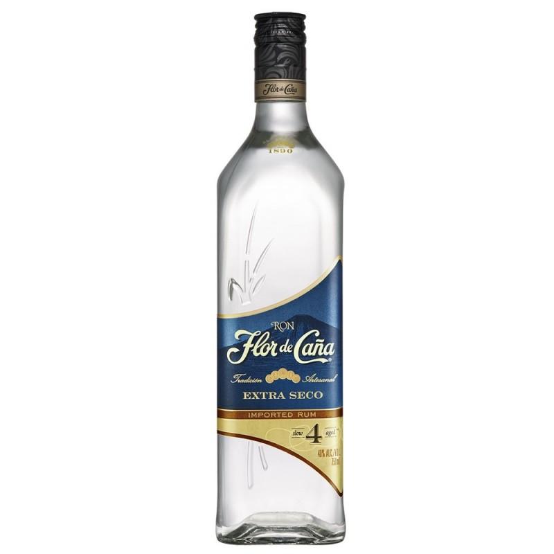 Flor de Caña   4 Year Rum 1l (Extra Seco)