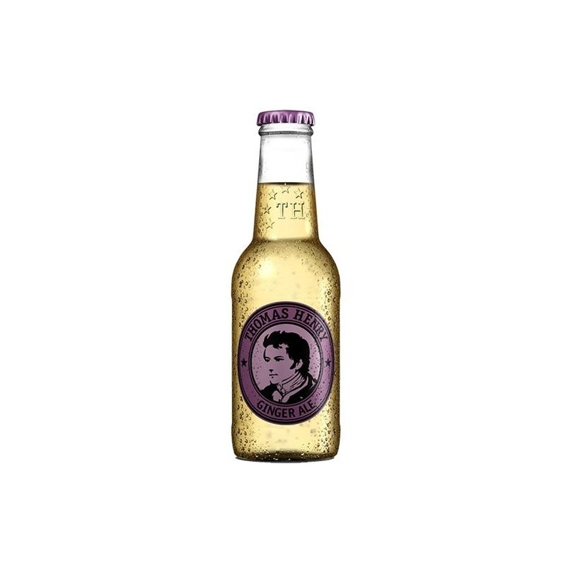 Thomas Henry   Ginger Ale 200ml