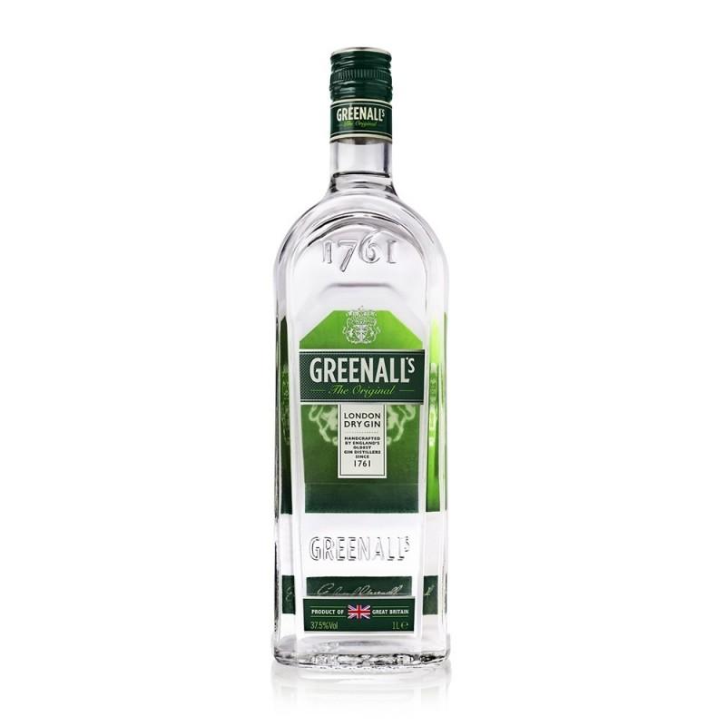 Greenals   Original London Dry Gin, 1 l