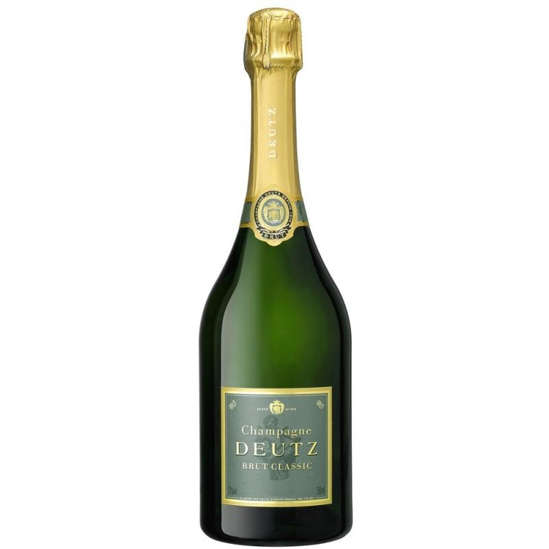 Deutz   Champagne Brut Classic Magnum