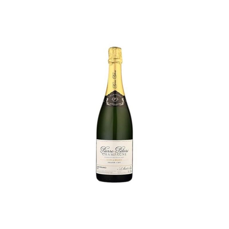 Pierre Peters | Champagne Cuvée de Reserve Grand Cru Blanc de Blancs Brut