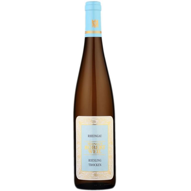 Weingut Robert Weil   Riesling trocken 2019