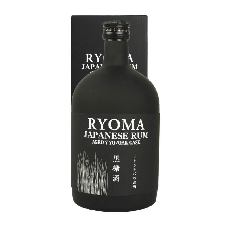 Kikusui   Ryoma 7YO Rum v dárkové krabičce