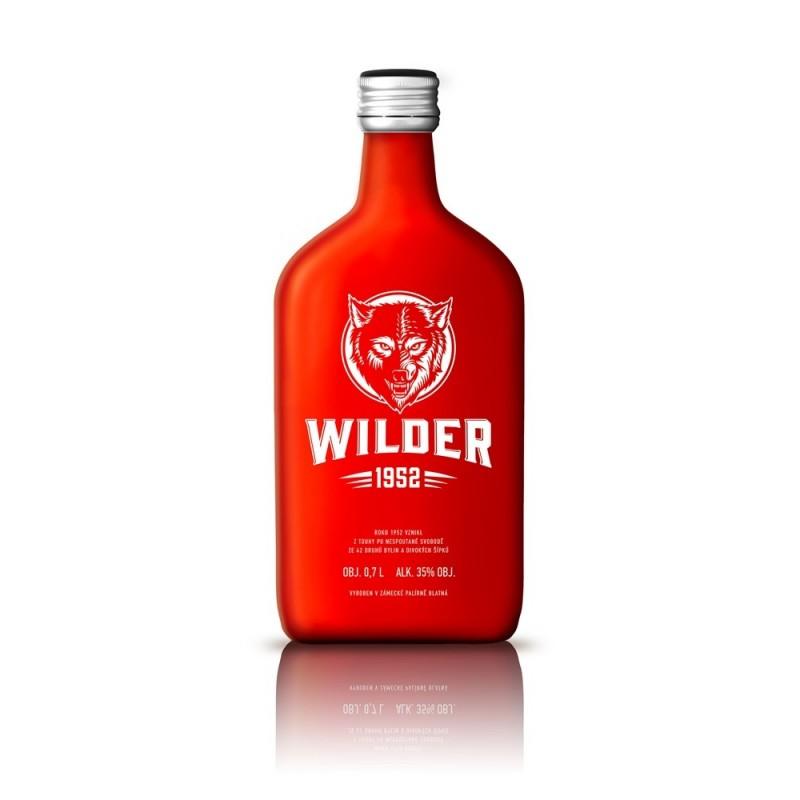 Zámecká palírna Blatná   Wilder 1952