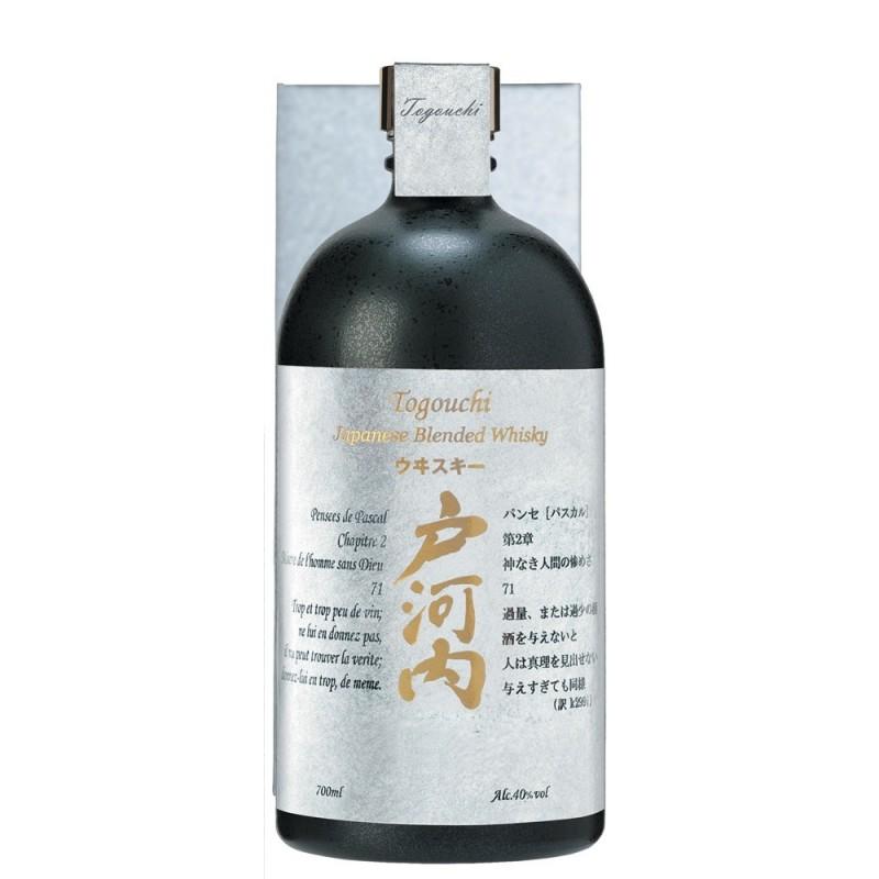 Togouchi   Premium Whisky v dárkové krabičce