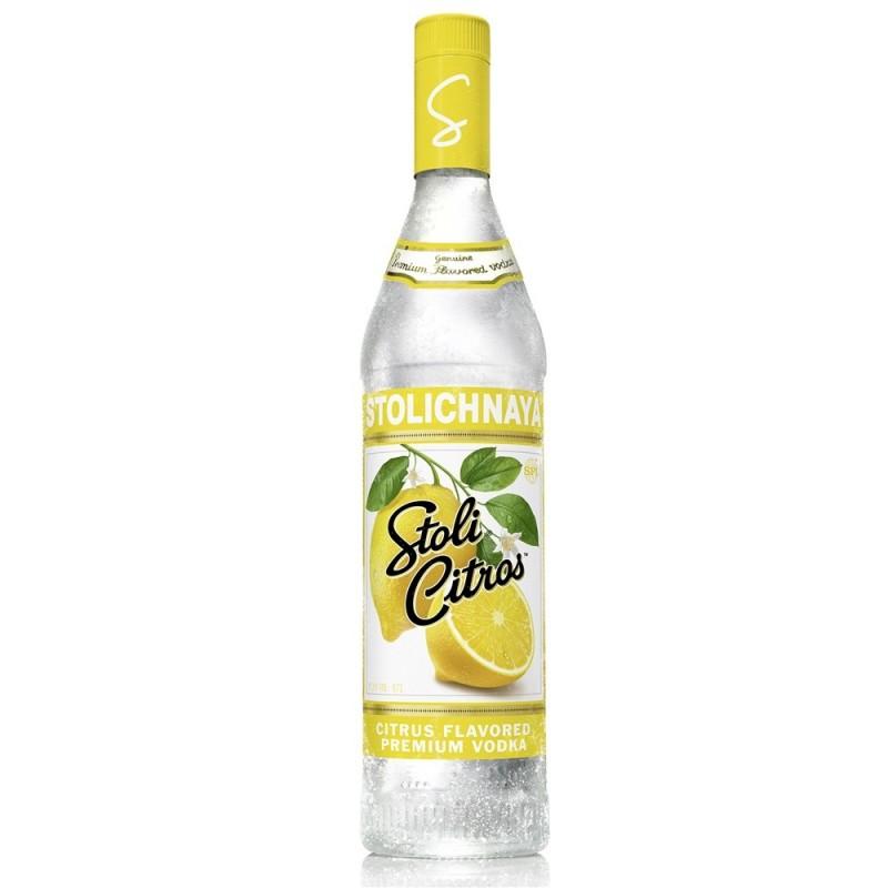Stolichnaya | Citros Vodka