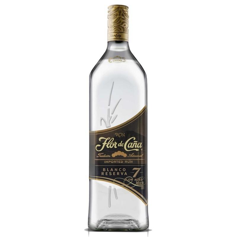 Flor de Caña   7 Year Rum (Blanco Reserva)