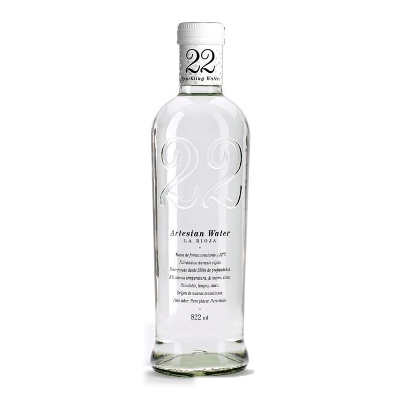 22 Artesian Water | Artéská voda perlivá 0,822l
