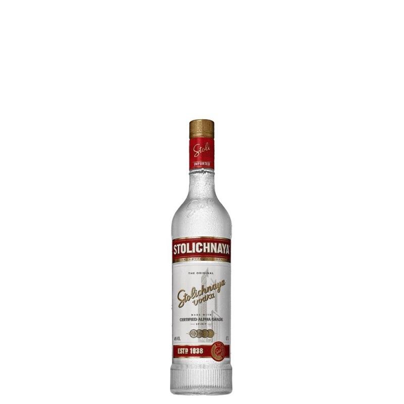 Stolichnaya   Original Vodka 0,5 l