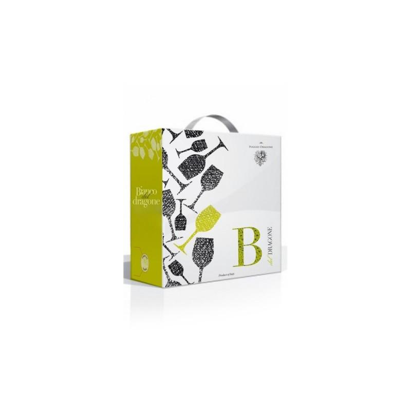 Tenuta Talamonti   Bianco del Dragone IGT, Bag-in-Box 5 l